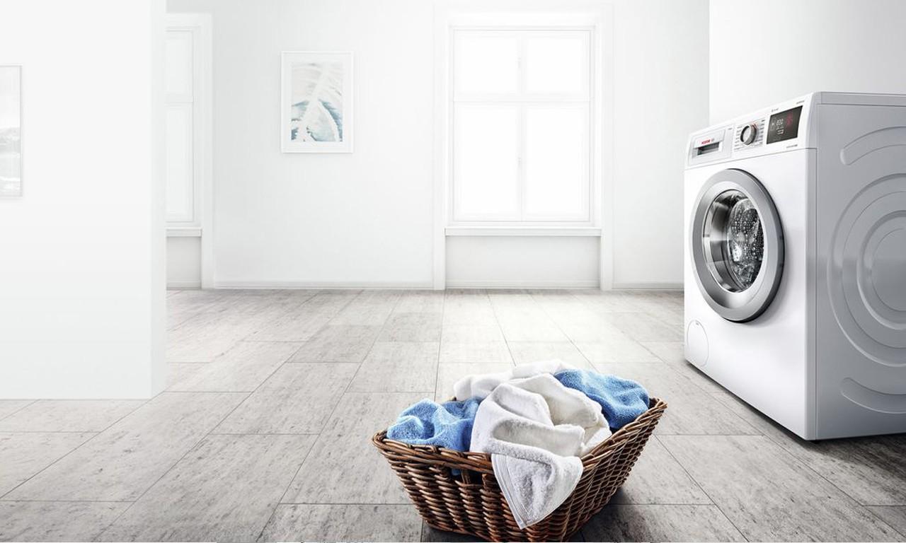 Bosch Waschmaschine & Trockner