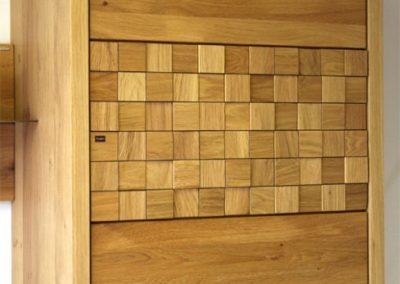Voglauer V-Quadro Wohnwand Hänger Holz