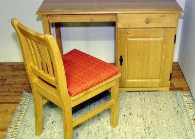 Schösswender TRIENT Schreibtisch mit Sessel