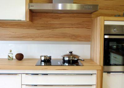 Dan Küche Andros Frontalansicht