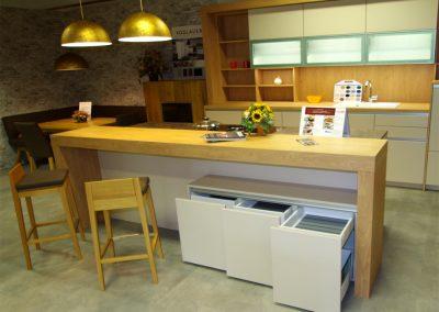 Designer-Küche Lionga DAN 21
