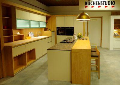 Designer-Küche Lionga DAN 25