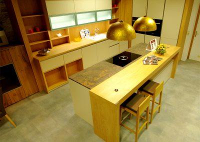 Designer-Küche Lionga DAN 1