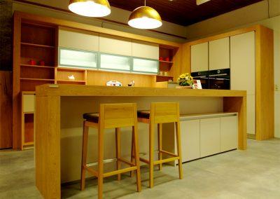 Designer-Küche Lionga DAN 2