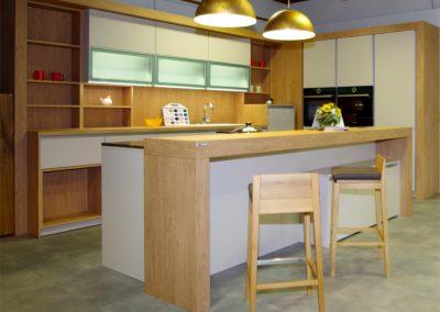 Designer-Küche Lionga DAN 24