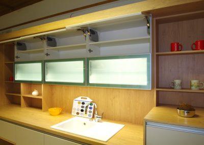 Designer-Küche Lionga DAN 23