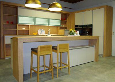 Designer-Küche Lionga DAN 17