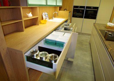 Designer-Küche Lionga DAN 20