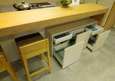 Designer-Küche Lionga DAN 18