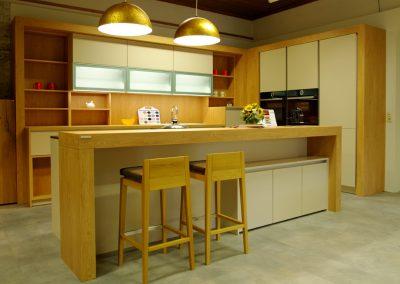 Designer-Küche Lionga DAN 8