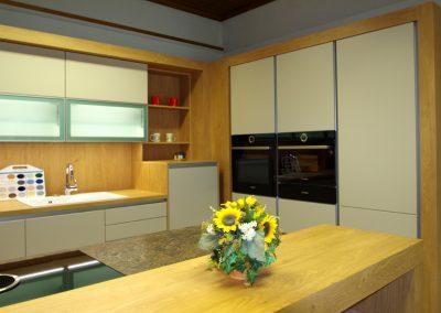 Designer-Küche Lionga DAN 7