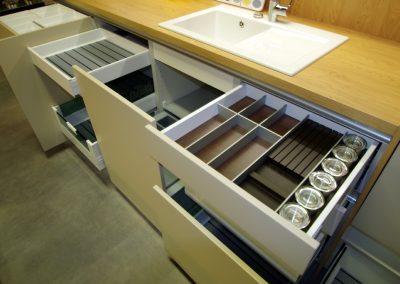 Designer-Küche Lionga DAN 3