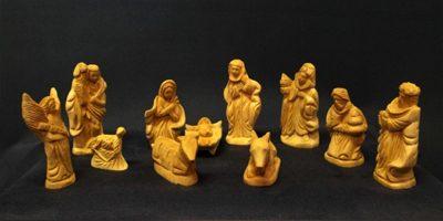Figuren für Weihnachtskrippe