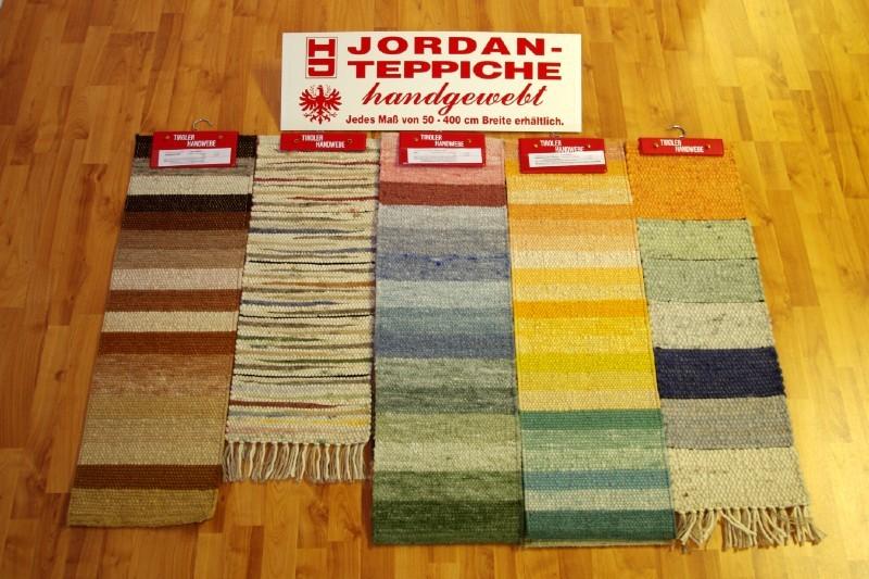 Teppiche handgewebt