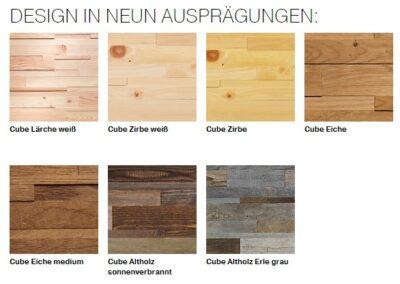 Echtholz-Wandverkleidungen 10