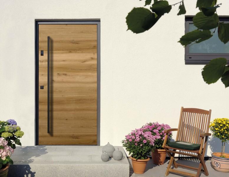 DOORS Haustüren für ein sicheres warmes Zuhause